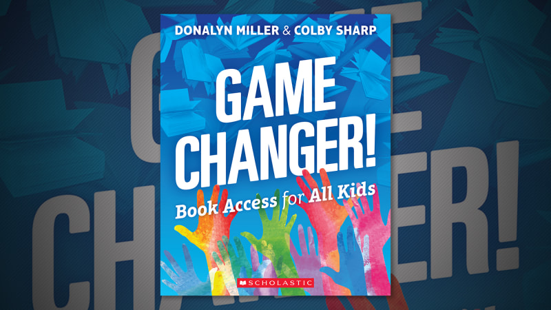 Game Changer book study for librarian curriculum